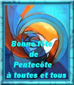 Mes amis, je vous souhaite une très bonne fête de la Pentecôte, et vous fait des gros bisous Bonne_10