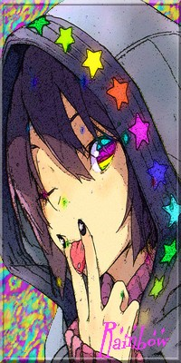 Moi aussi , je suis une artiste o3o~/PAN/ Rainbo10