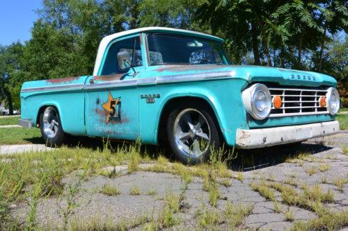How about some pics of  61-71 dodge trucks 65_swe10