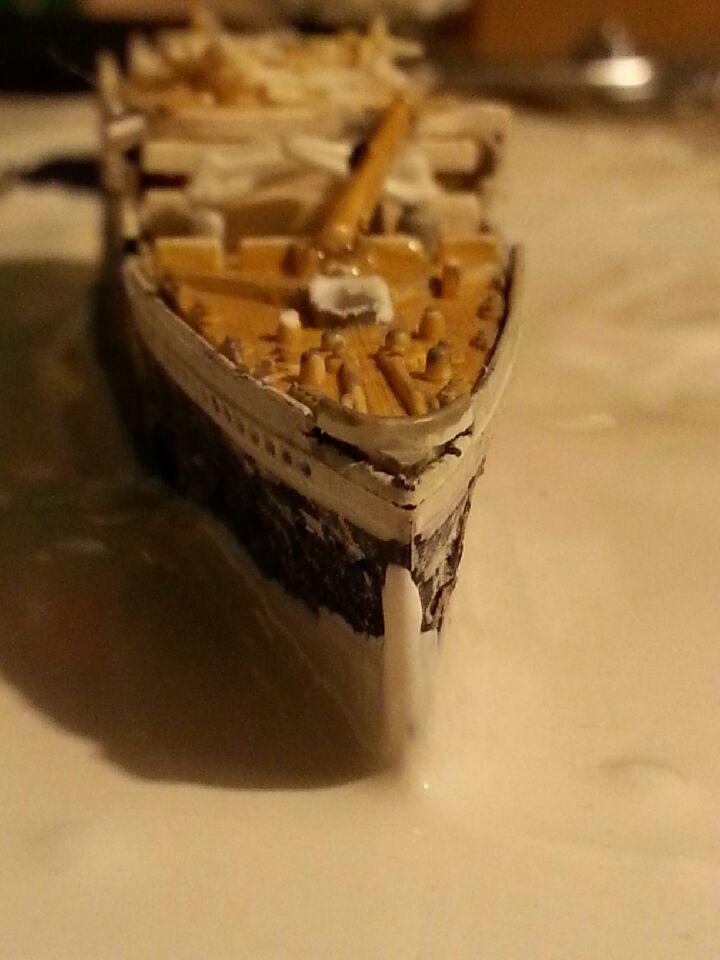 Épave du RMS Titanic 1/1200 20141015