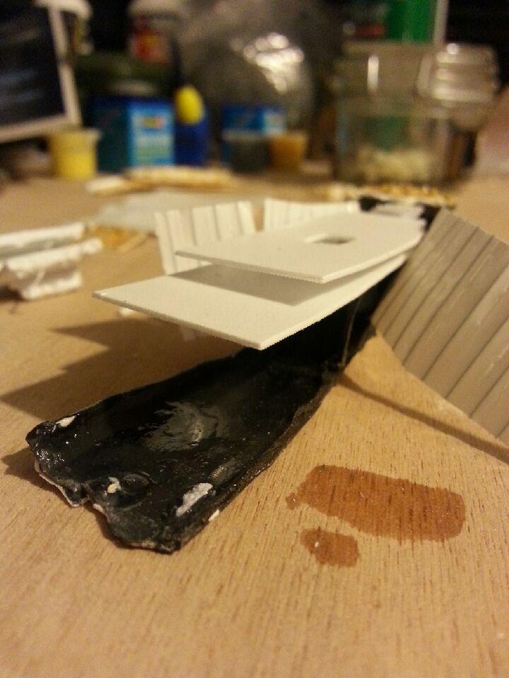 Épave du RMS Titanic 1/1200 20141021