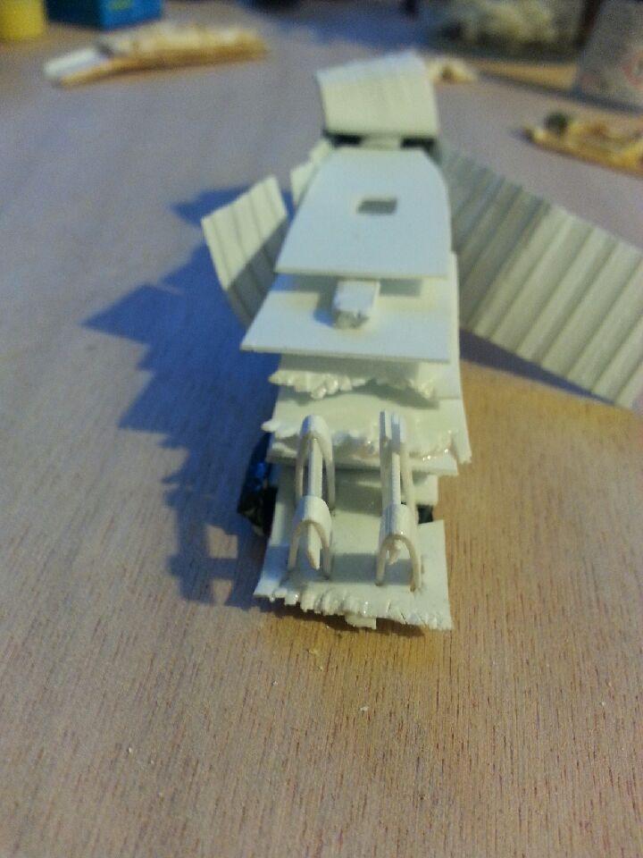 Épave du RMS Titanic 1/1200 20141026