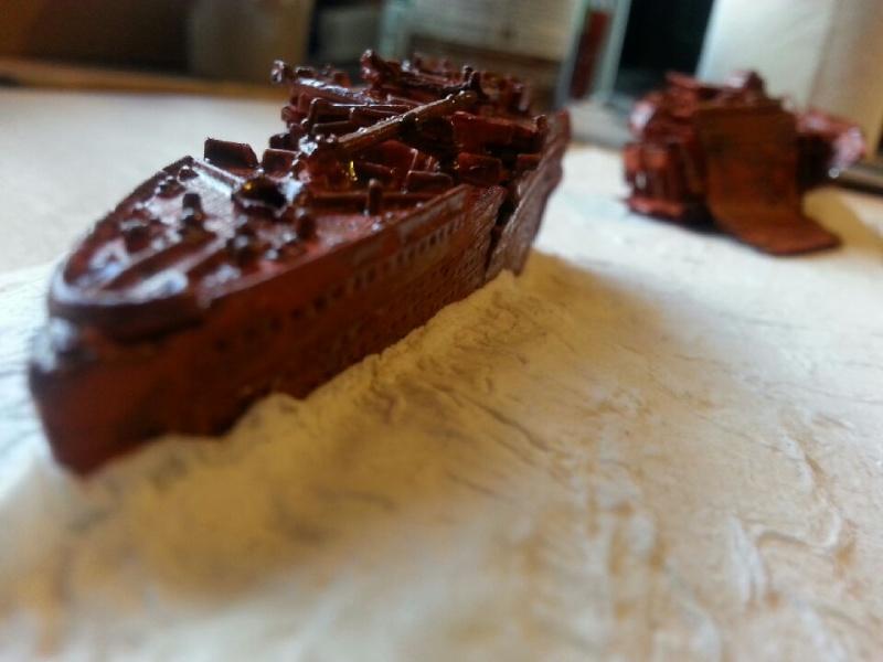 Épave du RMS Titanic 1/1200 - Page 2 20141039