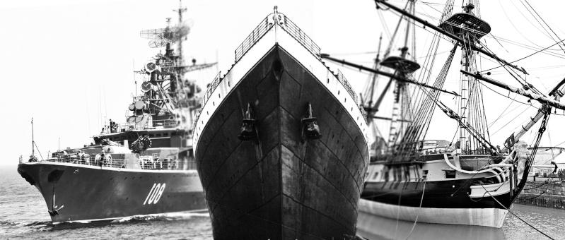 Épave du RMS Titanic 1/1200 Avatar10