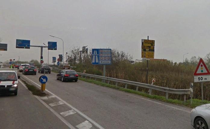 Esposto al Ministero dei Trasporti per Incrocio Classicana Ravegnana di Ravenna Classi10