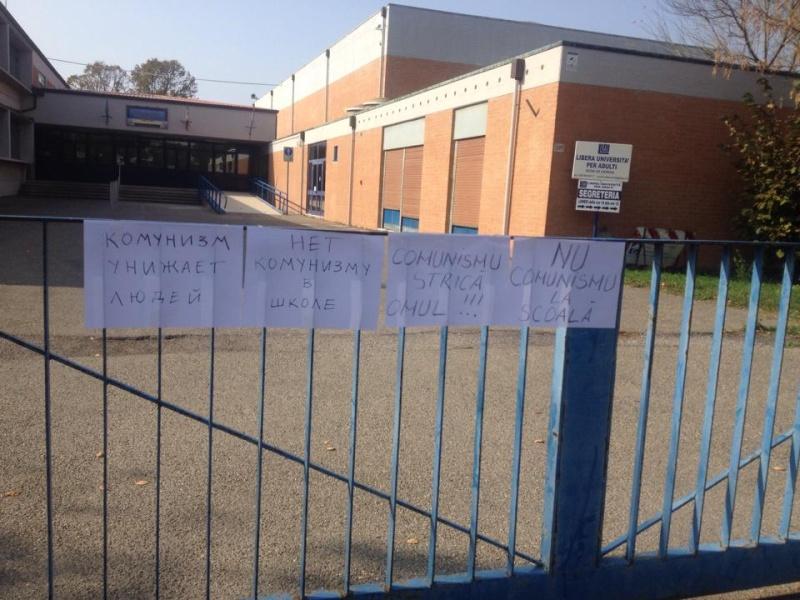 Un libricino colmo di contenuti violenti e lodi al Partito Comunista Italiano è stato diffuso tra gli alunni delle scuole elementari di Cervia Foto2010