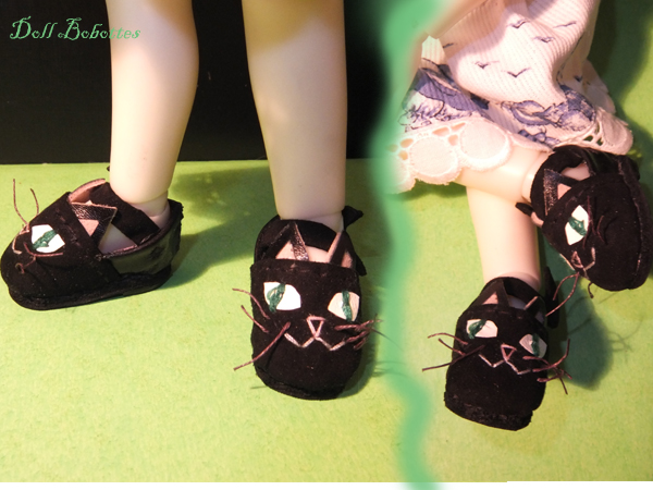 *Doll bobottes* devient doll Bootsie, chaussures poupées  - Page 11 Babies10