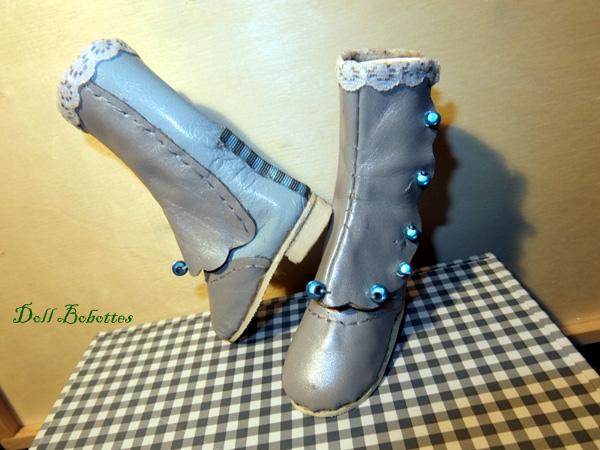 *Doll Bootsie, chaussures poupées* Tutoriel geta japonaise - Page 11 Bottes11