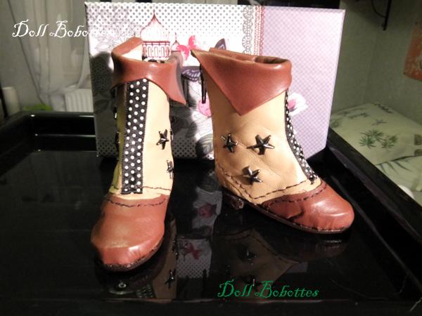 *Doll Bootsie, chaussures poupées* Tutoriel geta japonaise - Page 12 Bottin19
