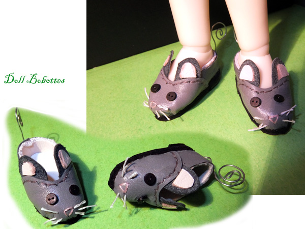 *Doll bobottes* devient doll Bootsie, chaussures poupées  - Page 11 Sleepe10