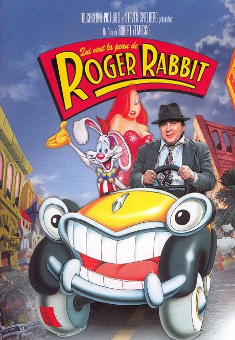 Qui veut la peau de Roger Rabbit ? Affich10