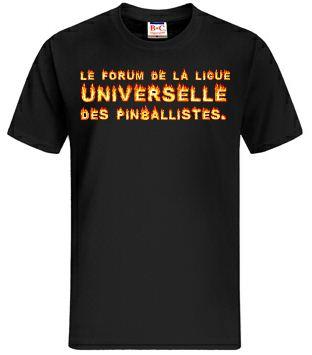 Idée de création d'un T-shirt Lup's Club. 00110