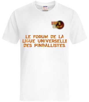 Idée de création d'un T-shirt Lup's Club. 0132