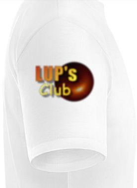 Idée de création d'un T-shirt Lup's Club. 0423
