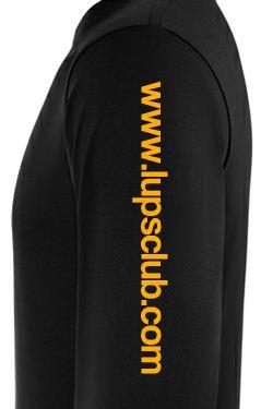 Idée de création d'un T-shirt Lup's Club. Jltcc012