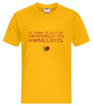 Idée de création d'un T-shirt Lup's Club. Shirti10