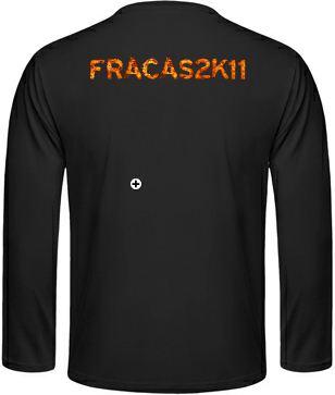 Idée de création d'un T-shirt Lup's Club. Tf0210