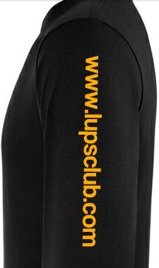 Idée de création d'un T-shirt Lup's Club. Tf0310