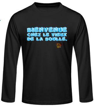 Idée de création d'un T-shirt Lup's Club. Wims0110