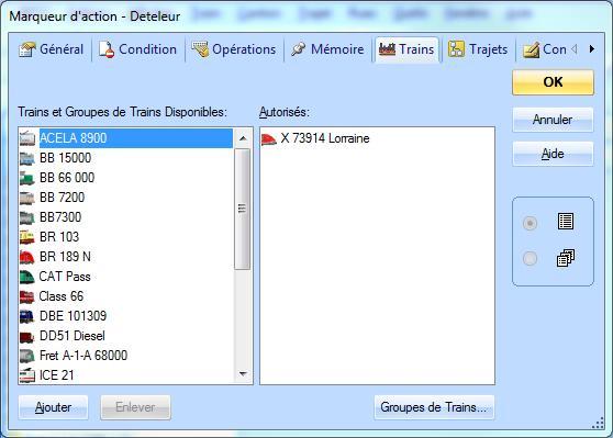 """Dételage avec HERKAT 27 030 """"N"""" Det510"""