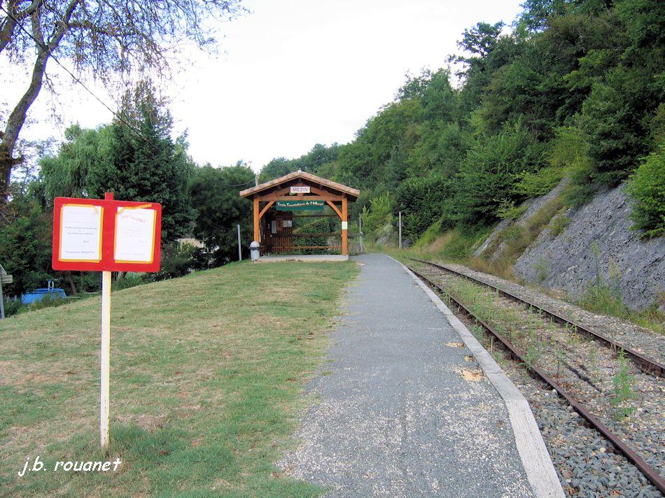 Train Touristique Nérac - Mézin  - Page 2 Mezin_10