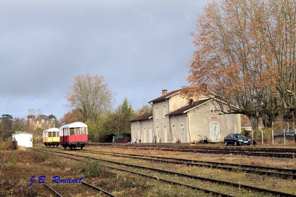 Train Touristique Nérac - Mézin  - Page 3 Nerac10