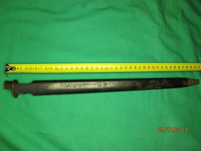 une coupe de fourreau de bayo Img_6419