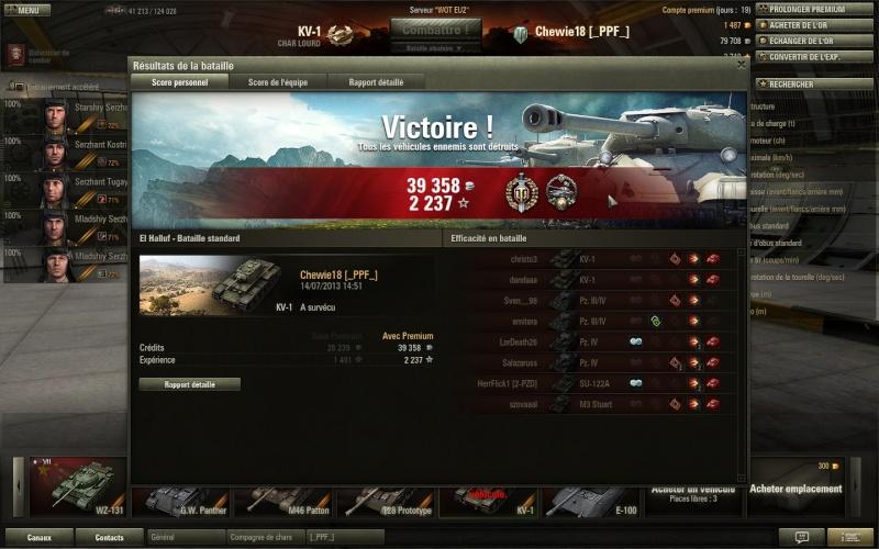 Deuxième médaille du guerrier Shot_011