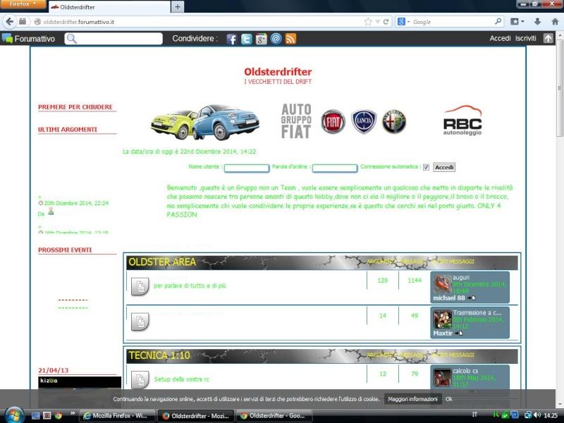 visualizzazione forum problematica Fire10