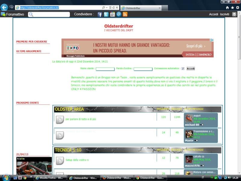 visualizzazione forum problematica Ie10