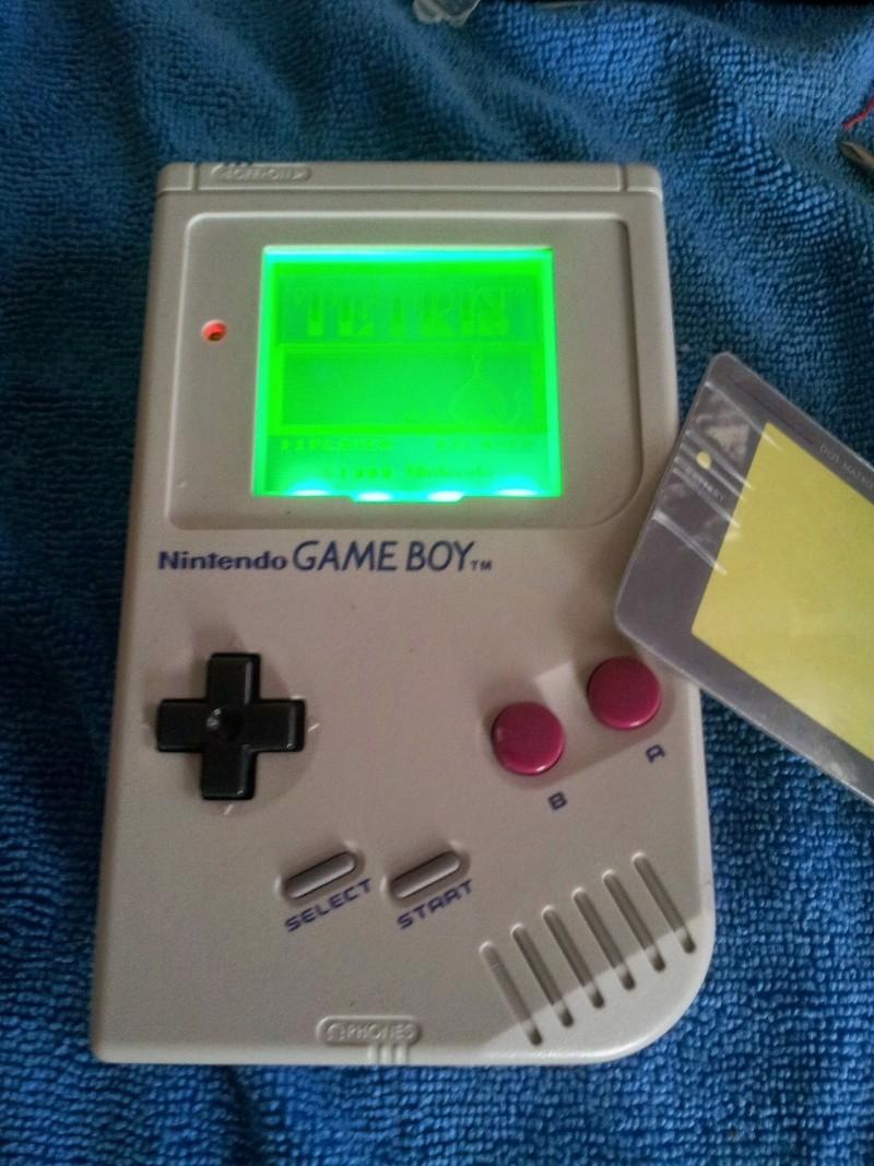 [Neslou] [VDS] Nintendo GameBoy Classique DMG entièrement restaurée 20141023