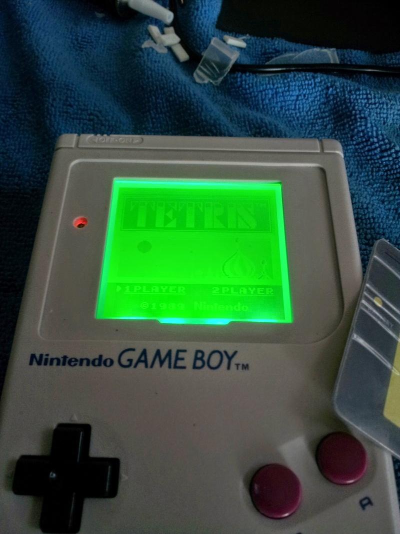 [Neslou] [VDS] Nintendo GameBoy Classique DMG entièrement restaurée 20141024