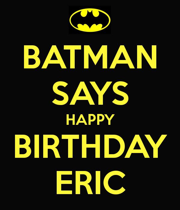 Annif Eric.L Batman10