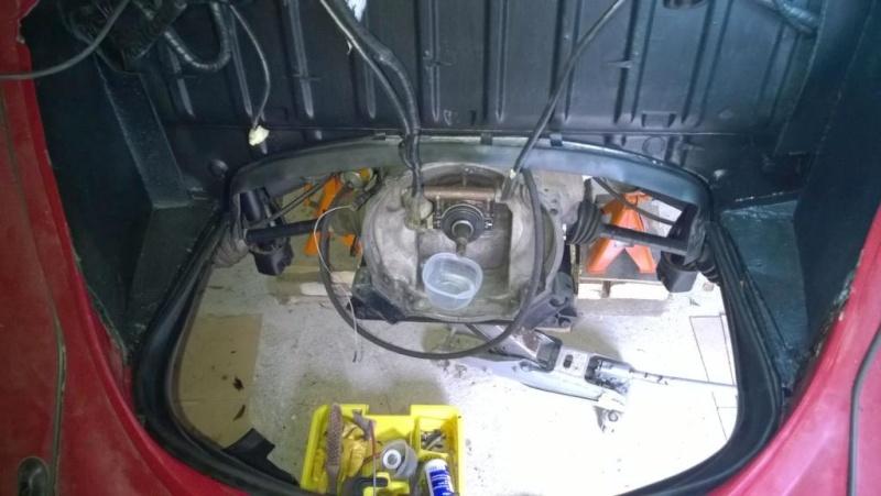 Quelques photos du remontage moteur dans son compartiment Wp_20112