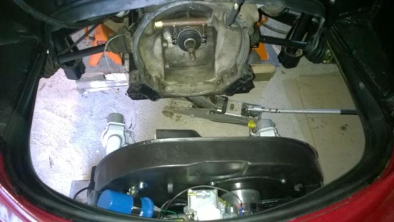 Quelques photos du remontage moteur dans son compartiment Wp_20115