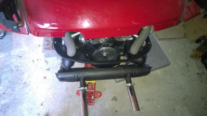 Quelques photos du remontage moteur dans son compartiment Wp_20116