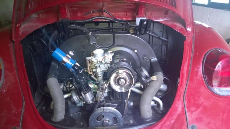 Quelques photos du remontage moteur dans son compartiment Wp_20117