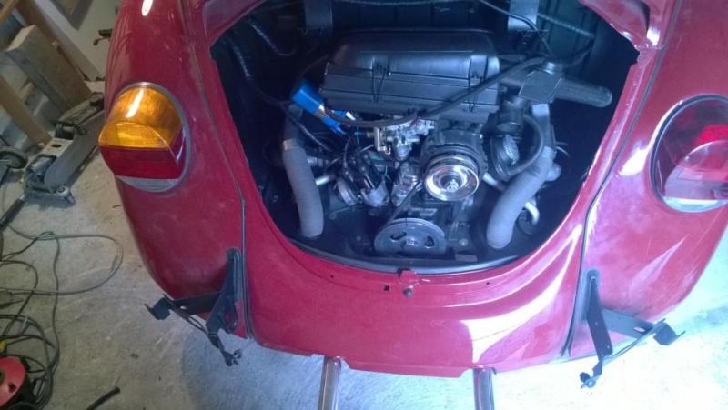 Quelques photos du remontage moteur dans son compartiment Wp_20119