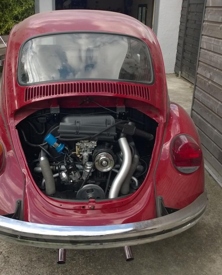 Quelques photos du remontage moteur dans son compartiment Wp_20121