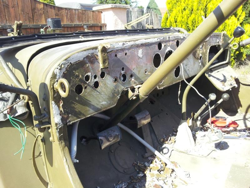 Rénovation Ford GPW 20140525