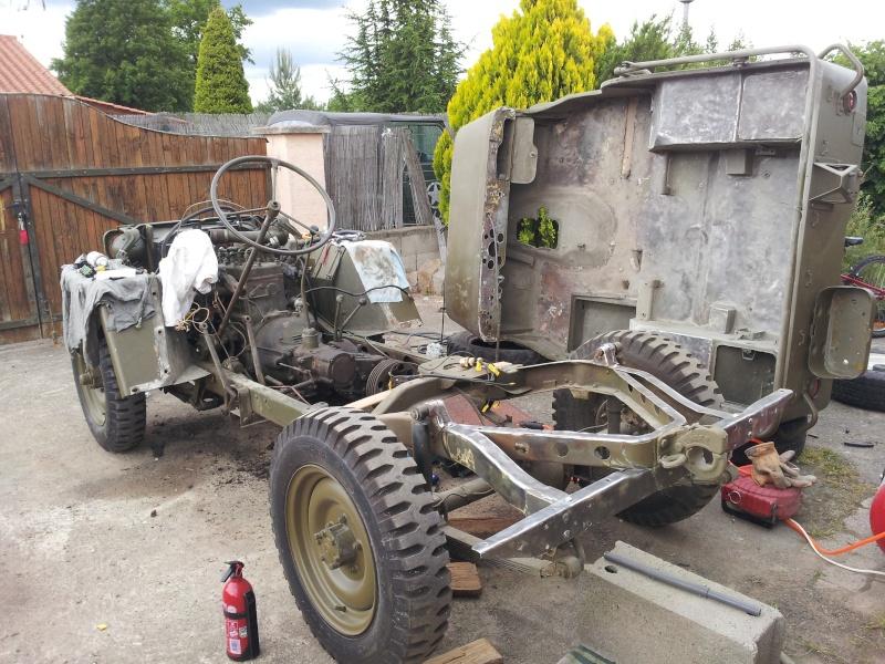Rénovation Ford GPW 20140527