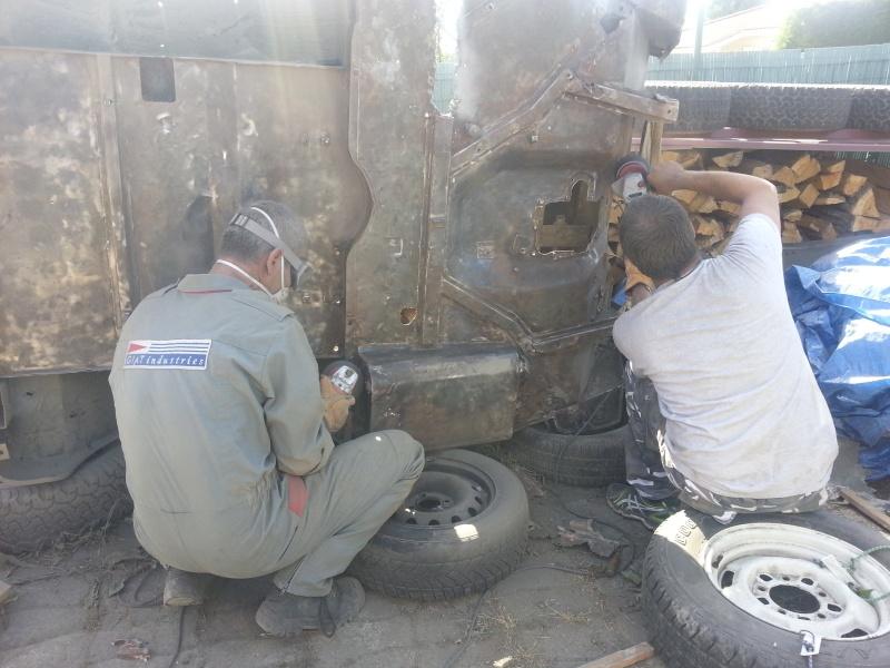 Rénovation Ford GPW 20140623