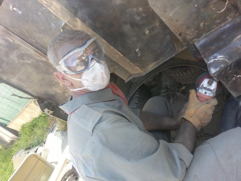 Rénovation Ford GPW 20140624