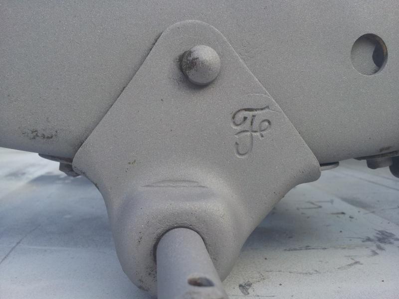 Rénovation Ford GPW 20140635