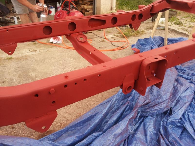 Rénovation Ford GPW 20140651