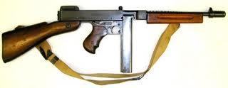 Thompson m1928, erreur historique ? Th110