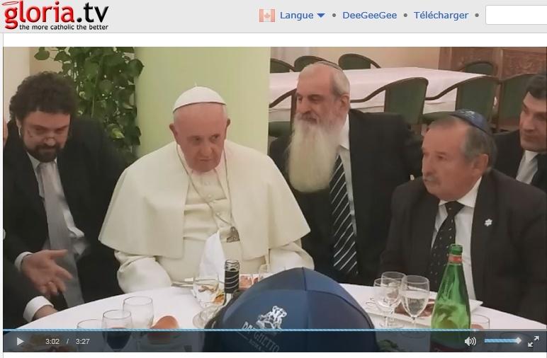 Le nouveau Pape François serait-il le Faux-Prophète annoncé par le Livre de l'Apocalypse ? Captur11