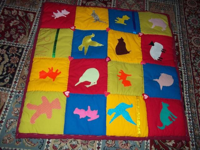 le patchwork de tortue 100_3710