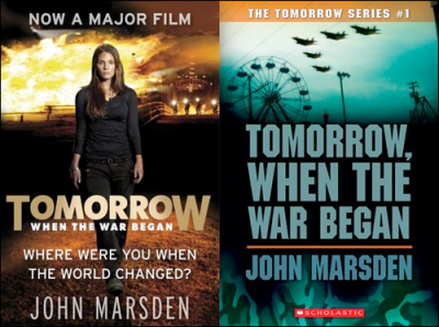 "John Marsden La saga ""Tomorrow"" & le sequel ""The Ellie Chronicles"" Tomorr10"