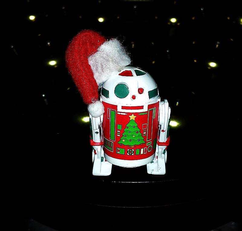 Merry Christmas  R2-2510